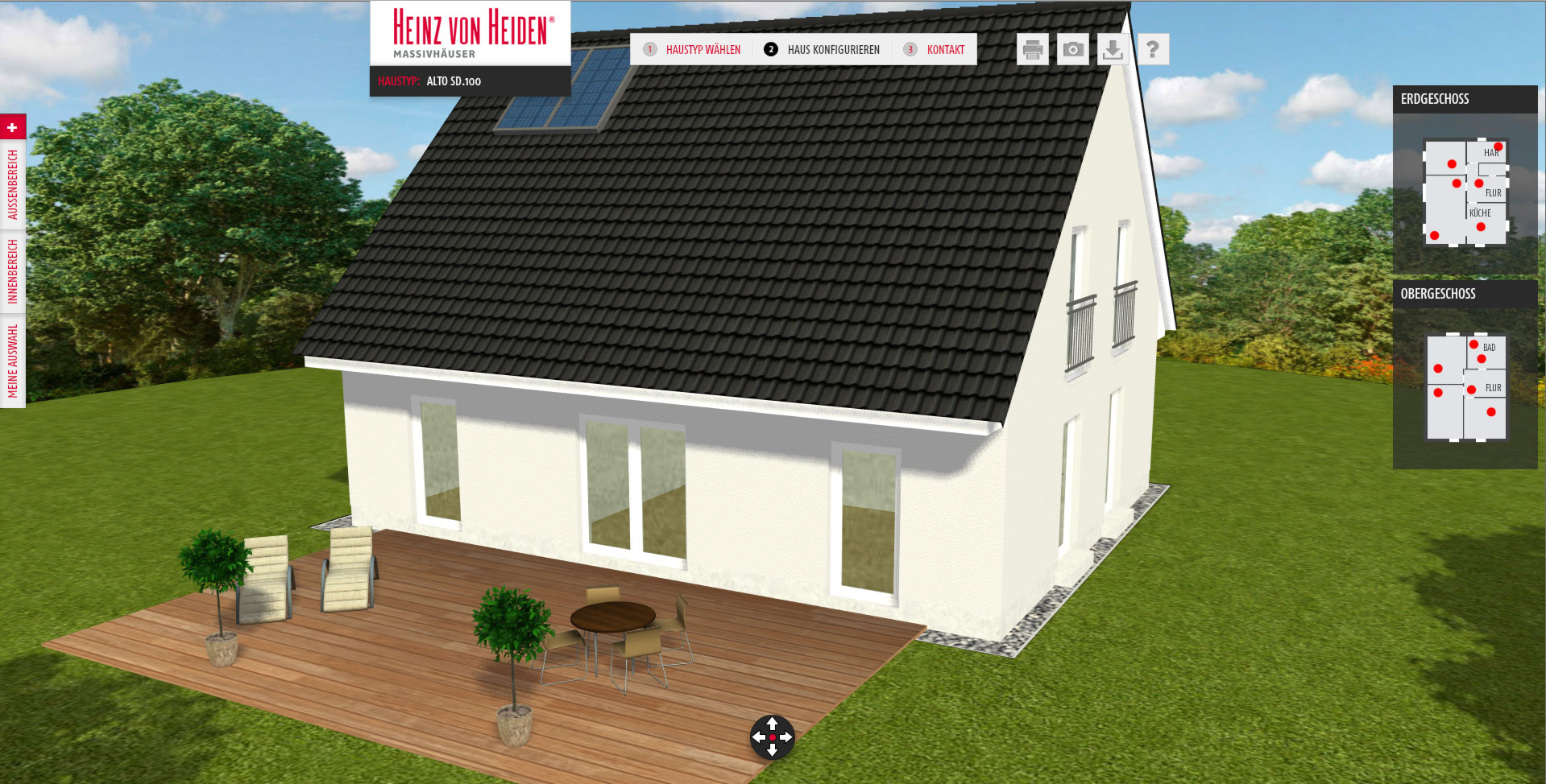 Heinz von heiden house configurator videometry for House configurator